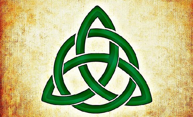 Значение символа Трикветр