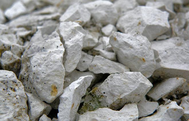 Мел происхождение горной породы