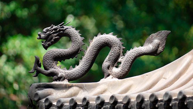 Китайский символ удачи