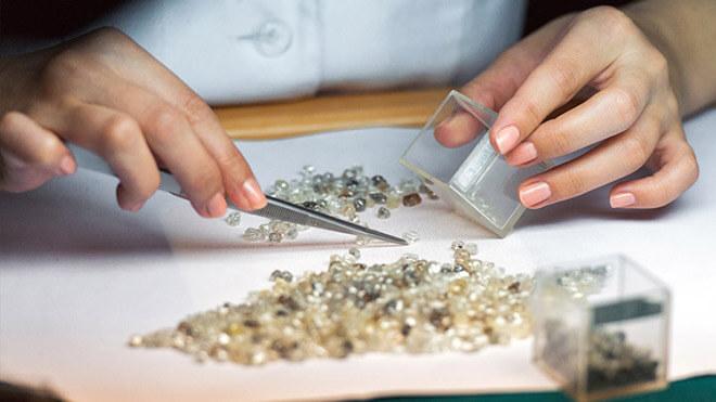 Применения алмазов