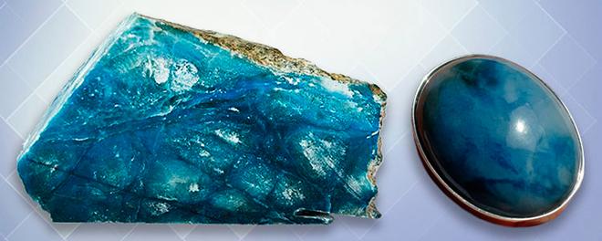 Голубой нефрит