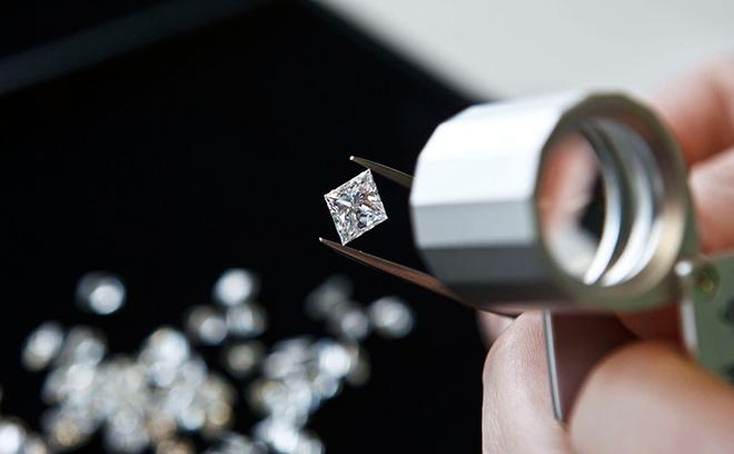 Классификация бриллиантов по чистоте