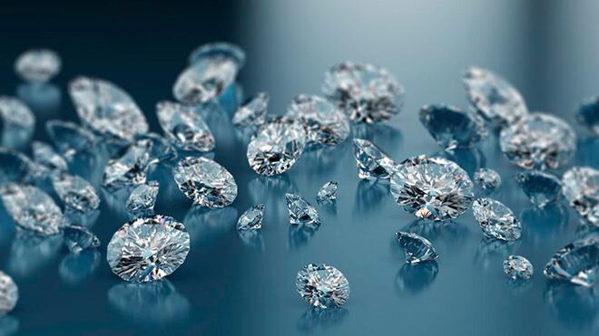 Характеристики бриллиантов