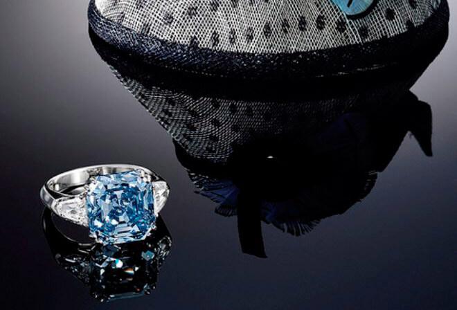 Фантазийный бриллиант