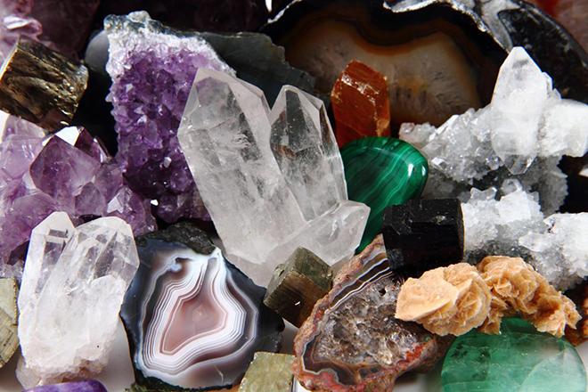 Самые красивые камни