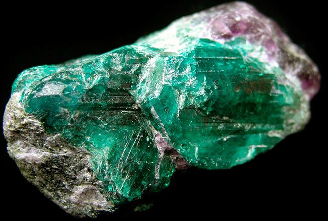 Описание минерала