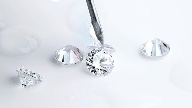 Проверка бриллианта