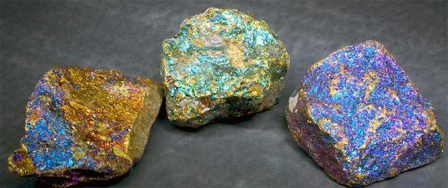 халькопирит минерал