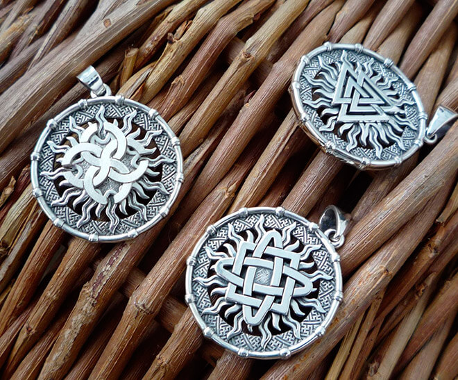 Что обозначают различные символы у кельтов