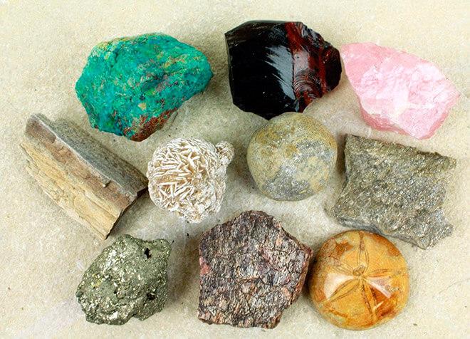 Какие бывают горные породы и как они образуются?