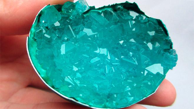 Как вырастить кристаллы?