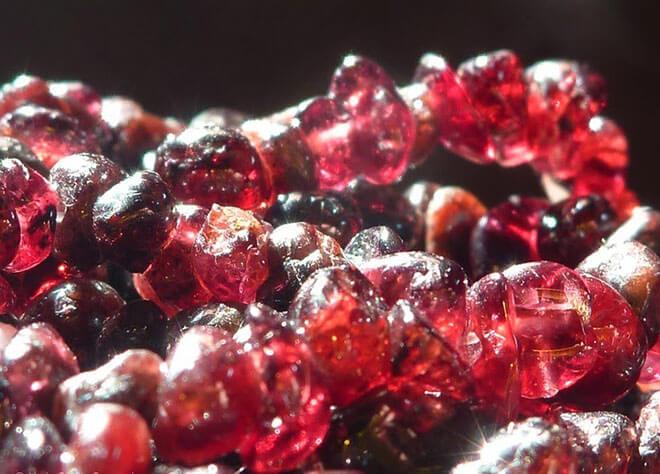 Карбункул – камень литературной славы