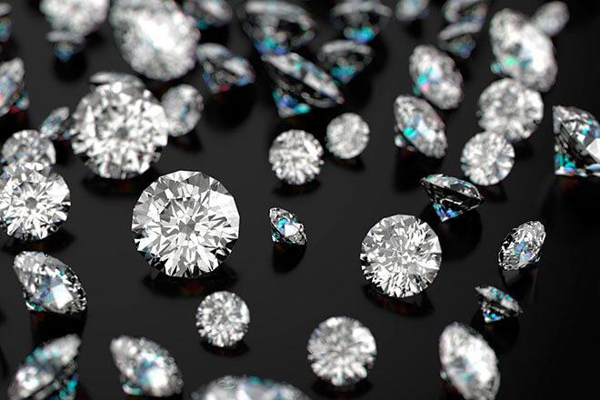 Сколько стоят алмазы