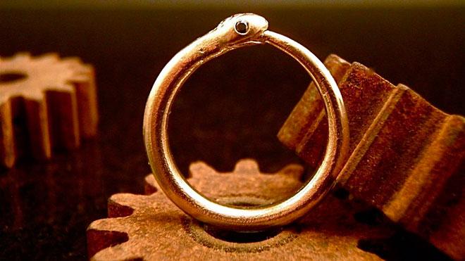 Кольцо Уробороса в мифологии других народов