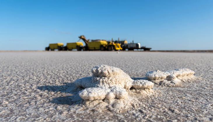 Где добывают соль в России?