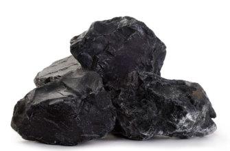 Камень черный сланец