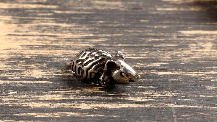 Кошельковая мышь для привлечения денег