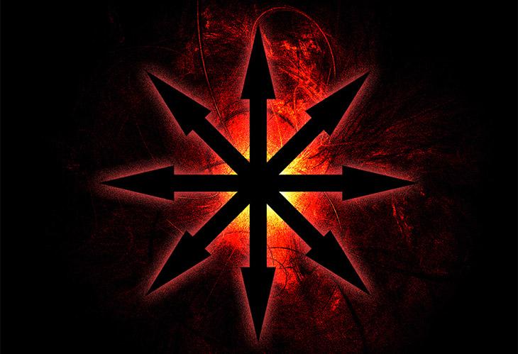 Связь амулета Звезда Хаоса с религиями