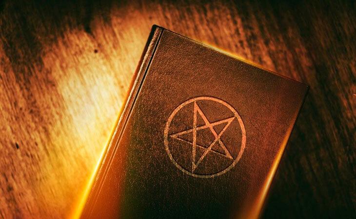 Амулет пентаграмма: значение, пентаграмма сатаны, фото