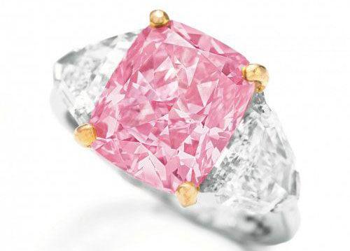 Vivid Pink от Graff
