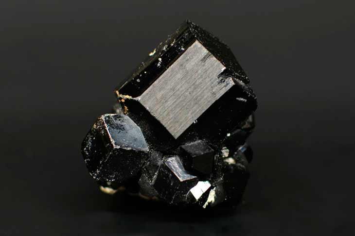 Характеристика минерала