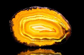 Описание и свойства желтого камня