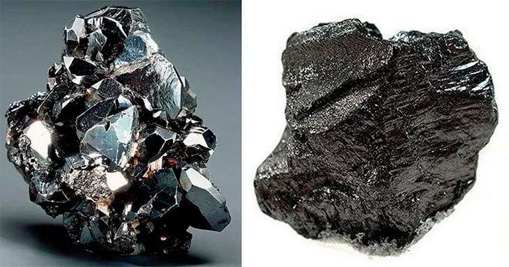 Происхождение черного алмаза