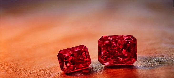 red diamond stone