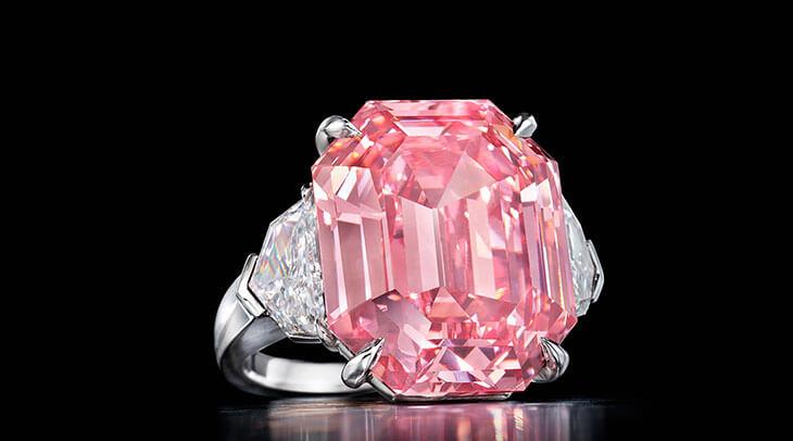 Бриллиант «Розовая Пантера»