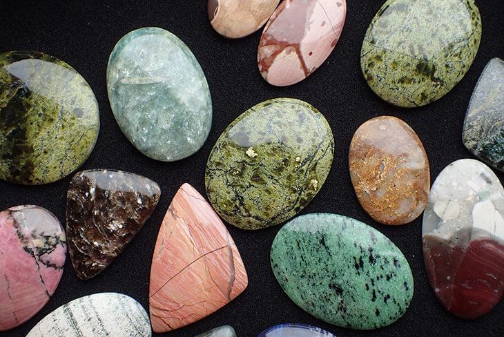 Добыча минералов на урале