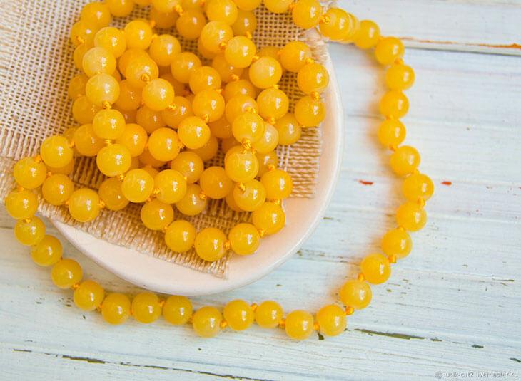 Немного астрологии о желтом агате